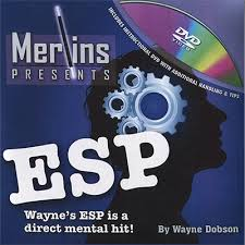 ESP by Wayne Dobson MERLINS EXCLUSIVE